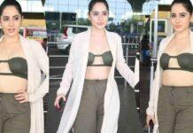 """Urfi Javed Trolled For Her Latest Bra & Trouser Look; Netizen Says, """"Phate kapde Pehen kar Ajati Hai Tamasaha Dikhane"""""""