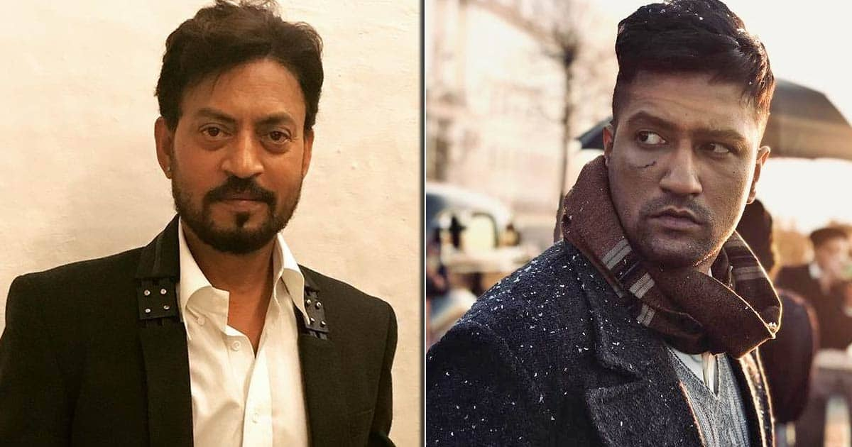 Vicky Kaushal: Every Shot, Every Take Of 'Sardar Udham' Is A Tribute To Irrfan Khan