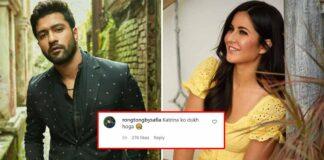 """Vicky Kaushal's Scarred Body Makes A #VicKat Fan Say """"Katrina Kaif Ko Dukh Hua Hoga"""""""