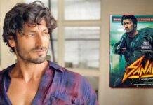 Vidyut Jammwal reveals what 'Sanak' means to him