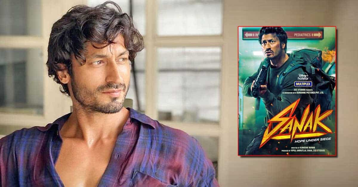 """Vidyut Jammwal: """"To Come & Make It Big In Bollywood Is Also 'Sanak'"""""""