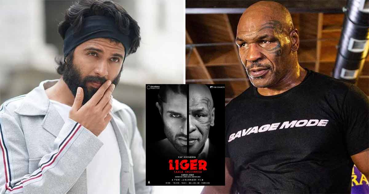 Vijay Deverakonda's Liger Release Delayed Due To Mike Tyson?