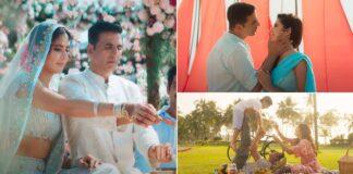 Watch Akshay Kumar and Katrina Kaif's beautiful chemistry in Sooryavanshi's second song Mere Yaaraa!