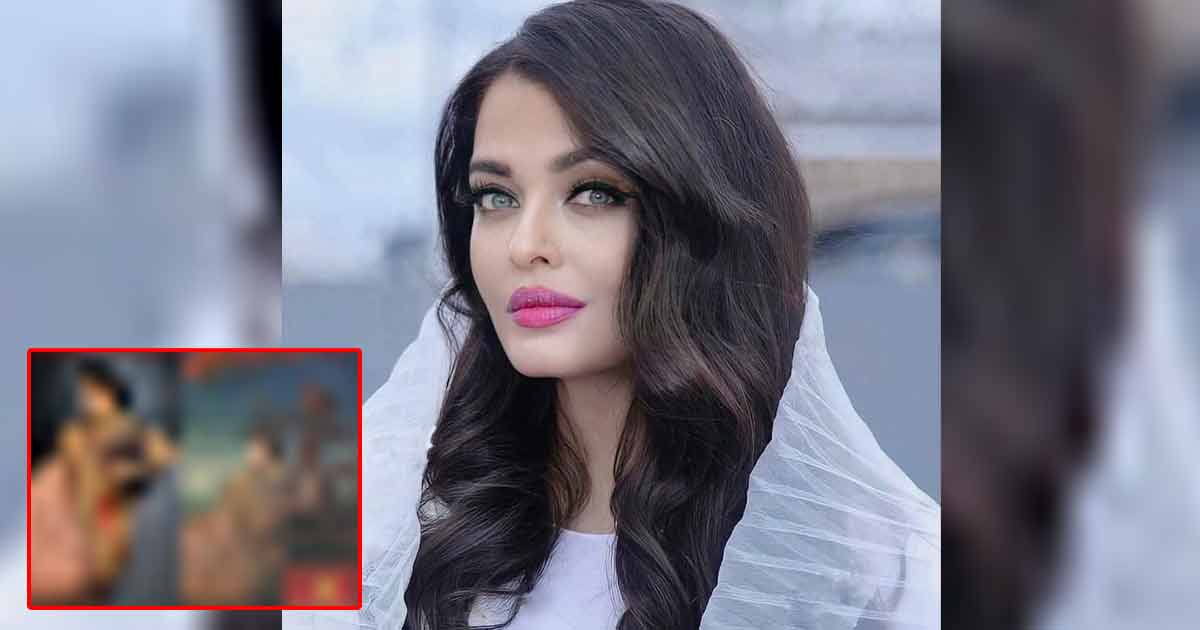 When Aishwarya Rai Bachchan's Jewellery Ad Featuring A Dark-Skinned Malnourished Child Was Labelled As 'Racist' & 'Offensive' - Pic Inside