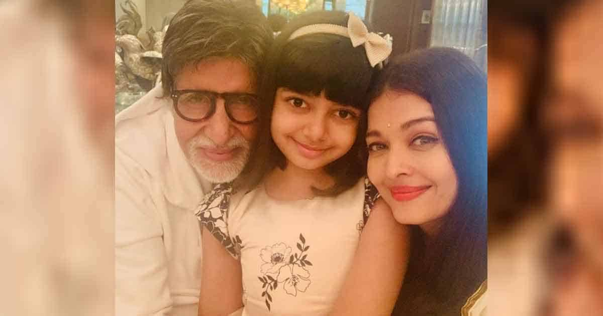 Amitabh Bachchan Once Praised Aishwarya Rai Bachchan For Delivering Aaradhya Without Painkillers