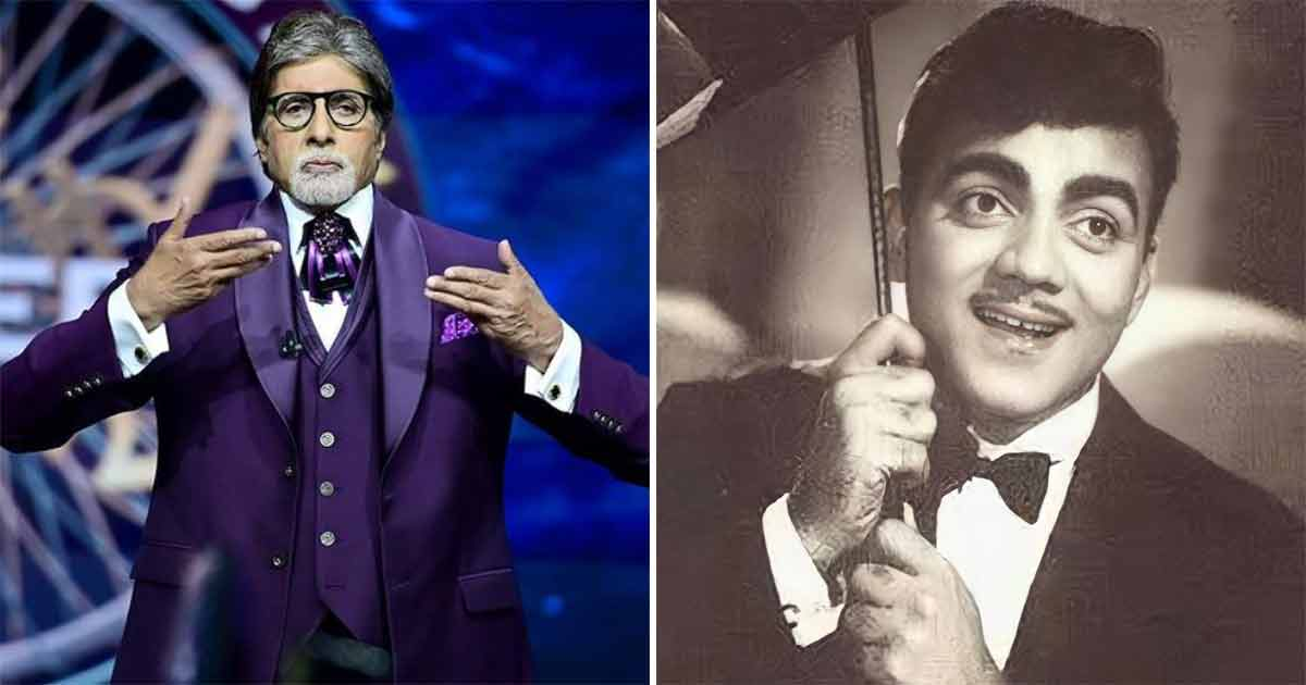 """When Amitabh Bachchan's Action Shocked Late Mehmood Ali Who Said, """"He Proved There That The Real Father Is Real While The Fake Father Is Fake"""""""