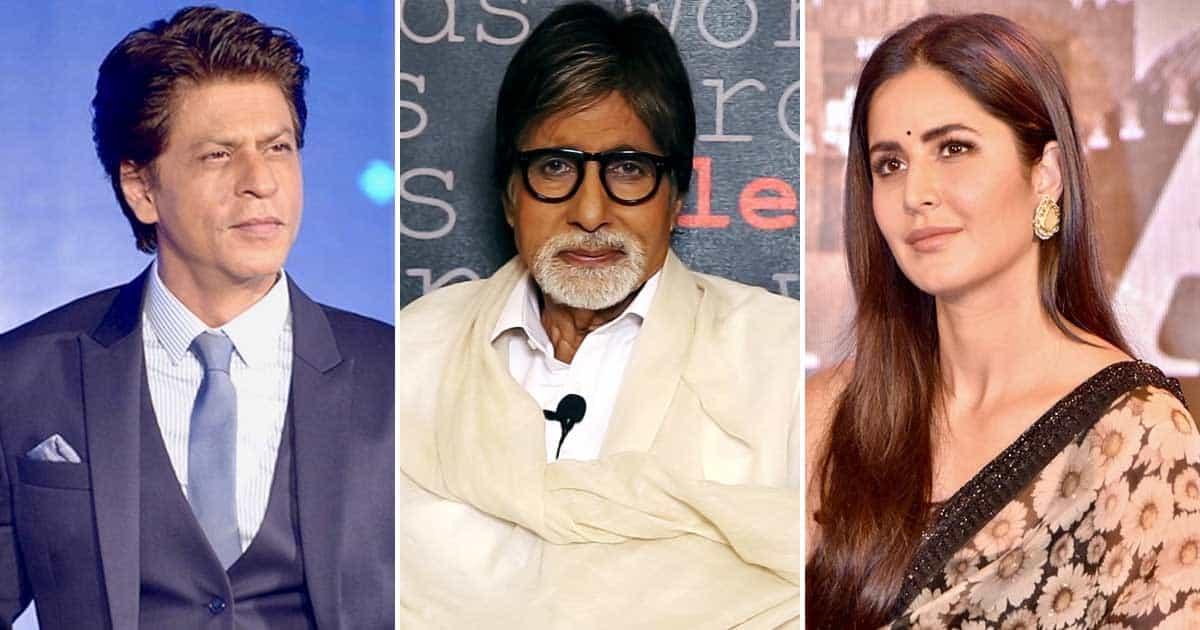When Amitabh Bachchan Translated A Line From Silsila For Katrina Kaif