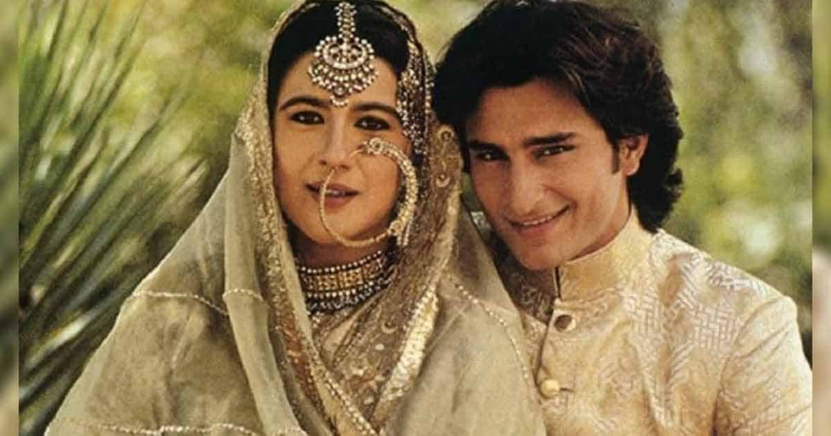 When Amrita Singh Disclosed That She Did Not Want To Hamper Saif Ali Khan's Budding Career By Having Kids