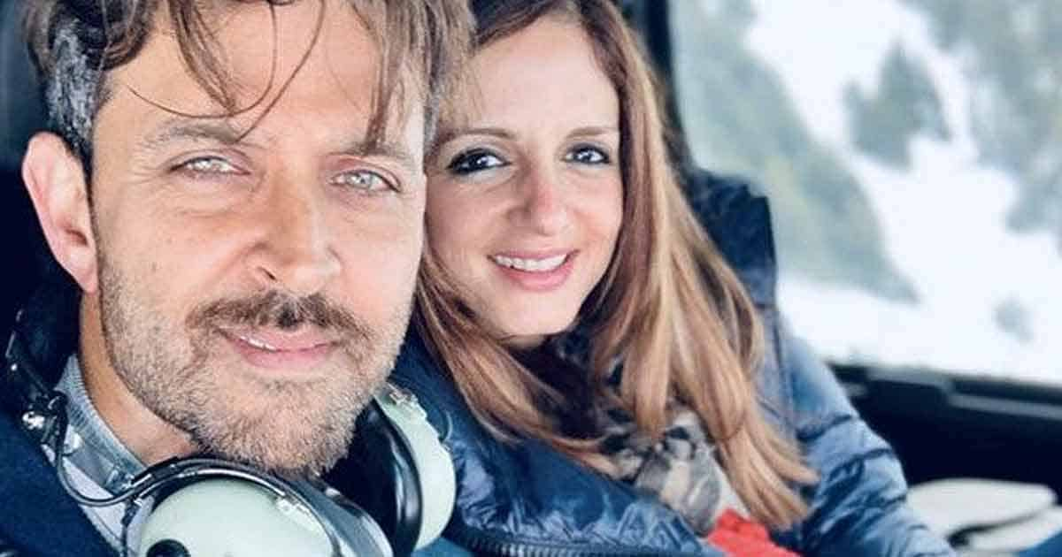When Hrithik Roshan & Sussanne Khan's '400 Crores' Alimony Rumours Broke The Internet, Read On