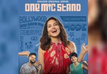 """""""When I got the chance to be on One Mic Stand 2, I grabbed it like a hawk,"""" says Sunny Leone"""