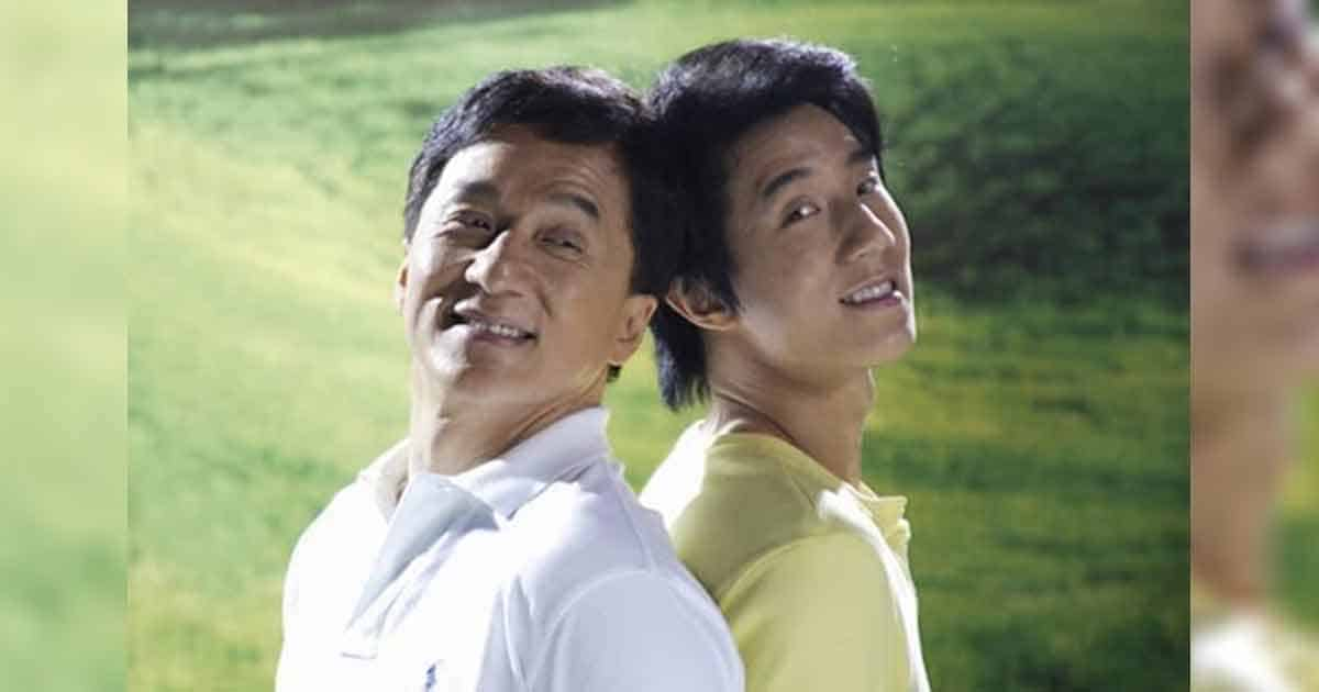 Here's Why Jackie Chan Was Ashamed Of His Son Jaycee Chan