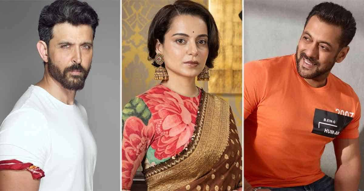 Kangana Ranaut Once In Her Alleged Leaked Emails To Hrithik Roshan Wrote About Salman Khan & Uday Chopra
