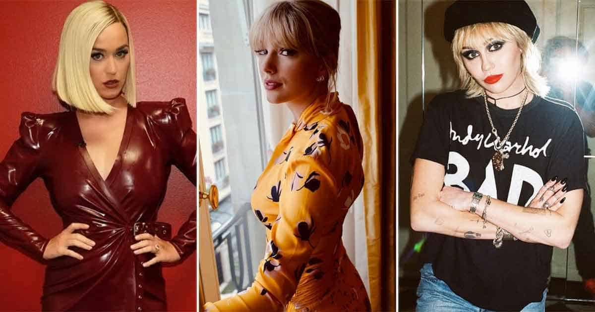 Did You Know? Starstruk Katy Perry Collected Hair From Taylor Swift & Miley Cyrus