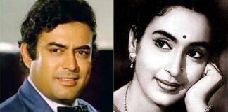 When Nutan Slapped Sanjeev Kumar Saying He Isn't Even Worth Of Her Husband's Toenail, Here's Why!