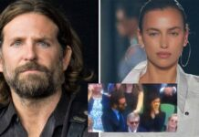 When Power Couple Bradley Cooper - Irina Shayk Fought At Wimbledon & The Victoria's Secret Model Was Spotted Getting Teary-Eyed In A Viral Video