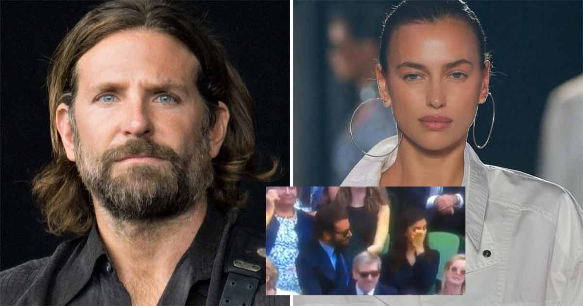 When Bradley Cooper, Irina Shayk Fought At Wimbledon & The Victoria's Secret Model Was Spotted Getting Teary-Eyed In A Viral Video