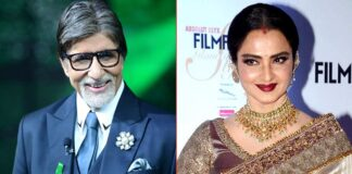 When Rekha Confessed Of Being 'Hopelessly' In Love With Amitabh Bachchan, Read On