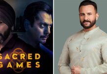 """When Saif Ali Khan Defined His Favourite Scene From Sacred Games As Disturbing & Lovely: """"I've Never Seen Anything Like This In International Cinema"""""""