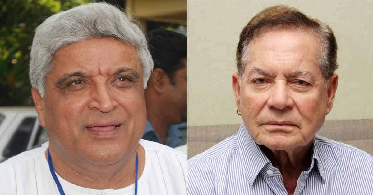 When Salim Khan Revealed The Reason Behind His Split With Javed Akhtar
