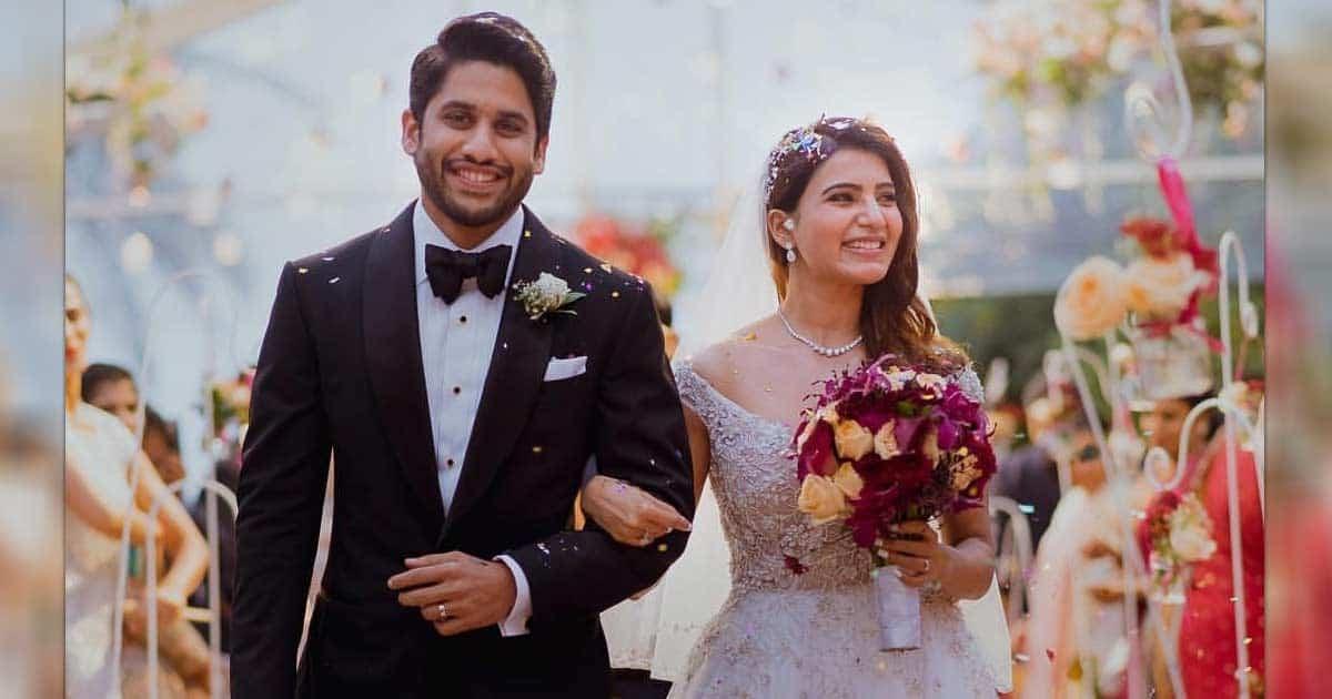 When Samantha Ruth Prabhu Celebrated Her 3rd Wedding Anniversary With Naga Chaitanya On This Day Last Year