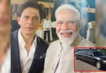 When Shah Rukh Khan Owned A Limousine In Which Only Narendra Modi Was Allowed To Travel