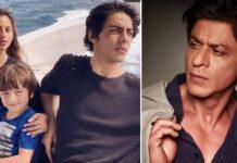 """When Shah Rukh Khan Said His Kids Were """"Much Better Human Beings"""" Than Him"""