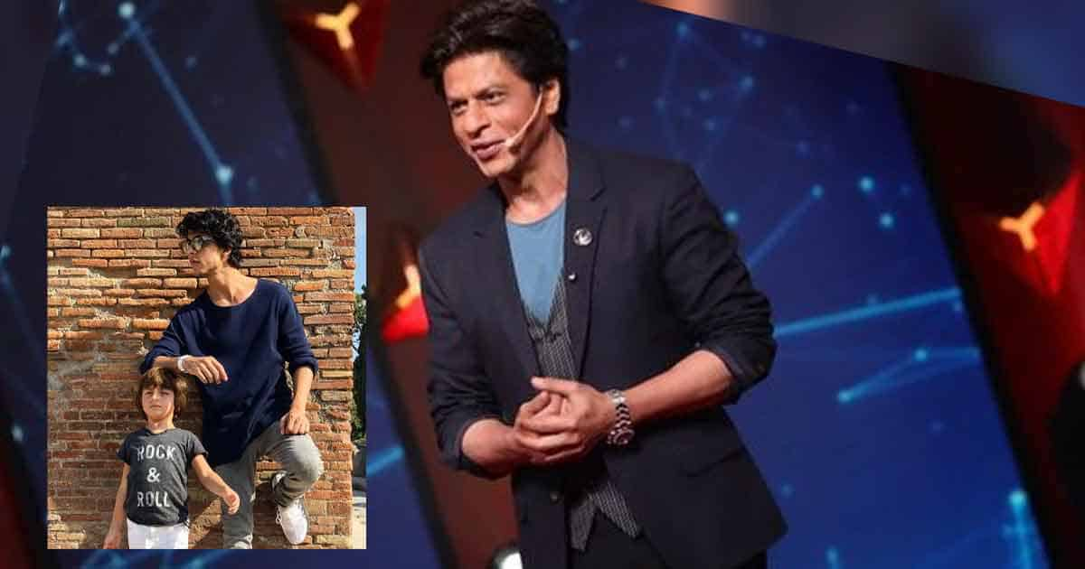 Let's Head Back To When Shah Rukh Khan Spoke About 'Aryan Khan Being AbRam Khan's Father'