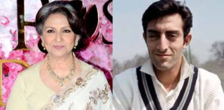 """When Sharmila Tagore's Father Blasted Her For Tiger Pataudi Dropping A Catch & Said """"You Shouldn't Have Kept Him Up All Night'"""