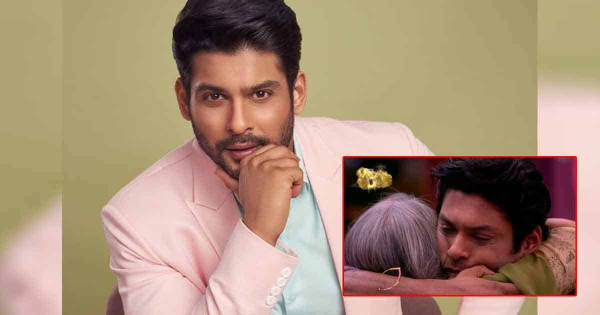 Sidharth Shukla Got Emotional & Cried After His Mother Rita Entered Bigg Boss 13 House