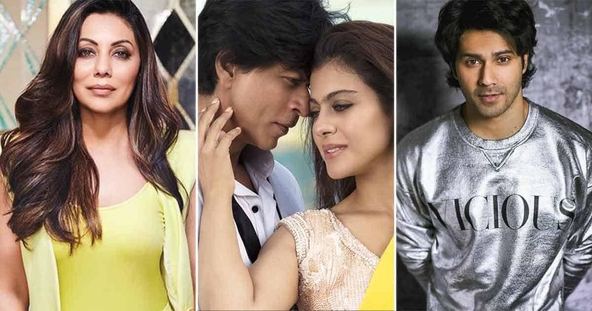 Just Like Most 80s & 90s Kids, Varun Dhawan Too Though Shah Rukh Khan-Kajol Were A Real-Life Couple