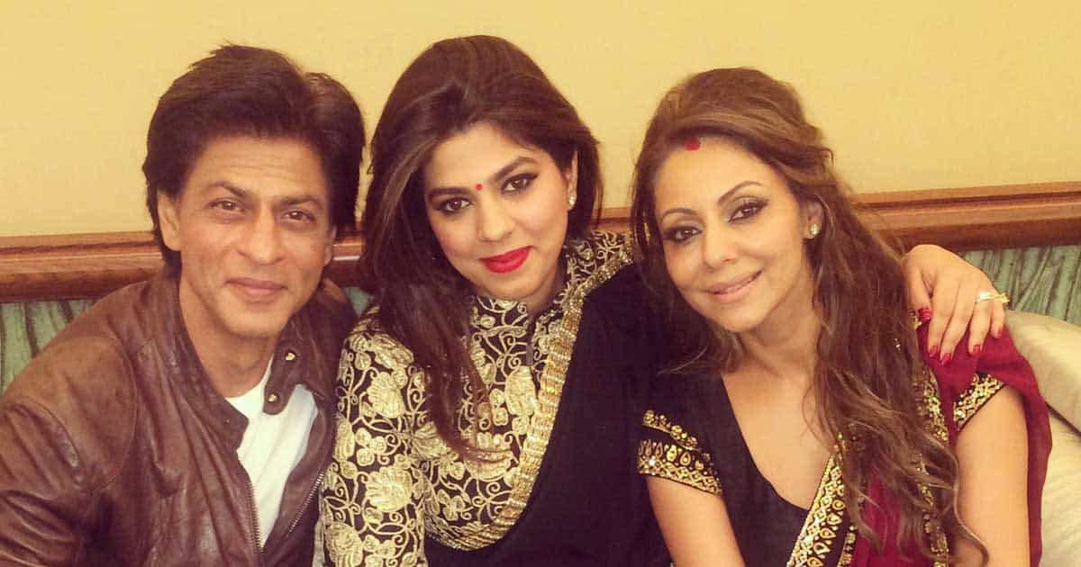 Who is Shah Rukh Khan's manager Pooja Dadlani?