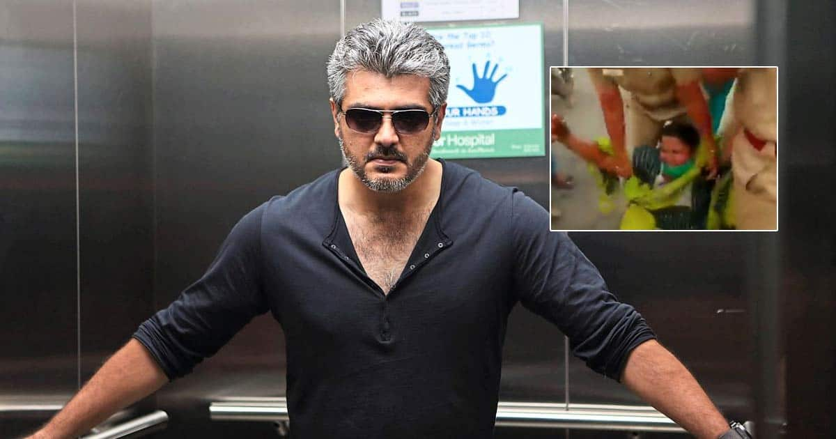 Woman Arrested Outside Ajith's House, Blames Actor For Not Fulfilling Her Demands