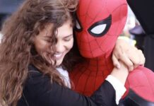 Zendaya Talks About Spider-Man No Way Home Co-star Tom Holland