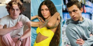 Zendaya's Priceless Reaction To Timothée Chalamet Calling Tom Holland Her Celebrity Crush Is All You Need To See Today!